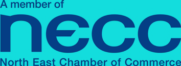 A member of the NECC (North East Chamber of Commerce)